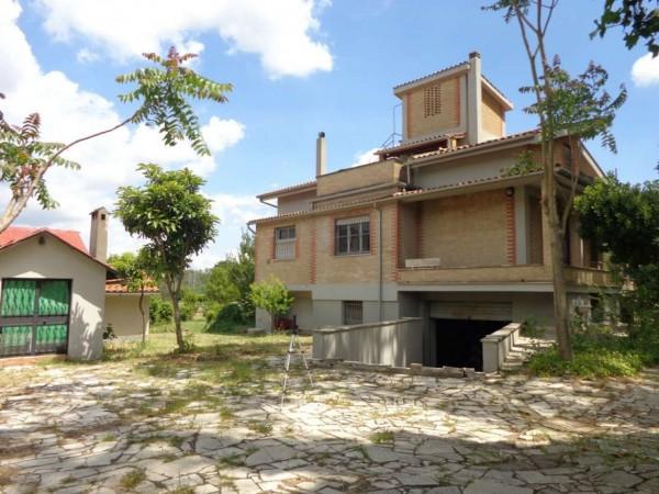 Villa in vendita a Roma, Giustiniana, Con giardino, 485 mq - Foto 25