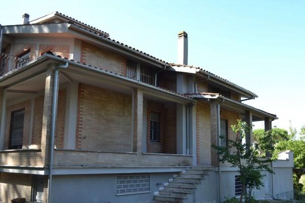 Villa in vendita a Roma, Giustiniana, Con giardino, 485 mq - Foto 9