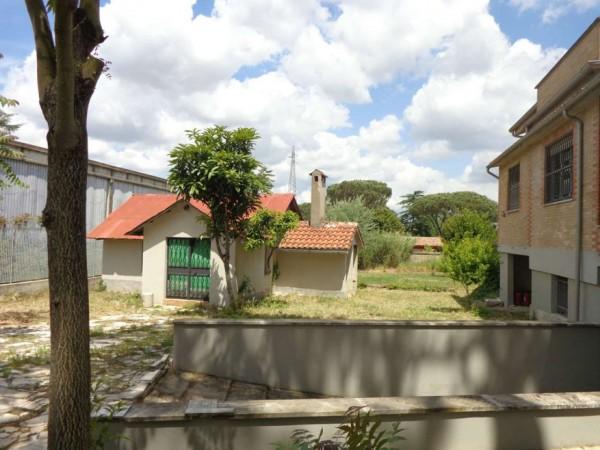 Villa in vendita a Roma, Giustiniana, Con giardino, 485 mq - Foto 23