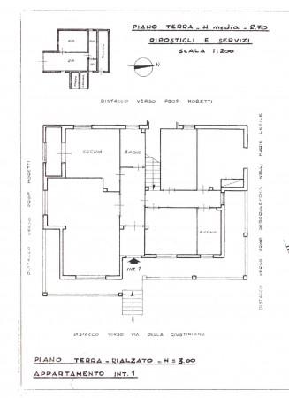 Villa in vendita a Roma, Giustiniana, Con giardino, 485 mq - Foto 5