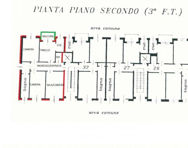 Appartamento in vendita a Alpignano, Con giardino, 99 mq - Foto 3