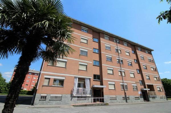 Appartamento in vendita a Alpignano, Con giardino, 99 mq