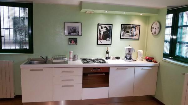 Appartamento in vendita a Milano, Con giardino, 100 mq - Foto 22