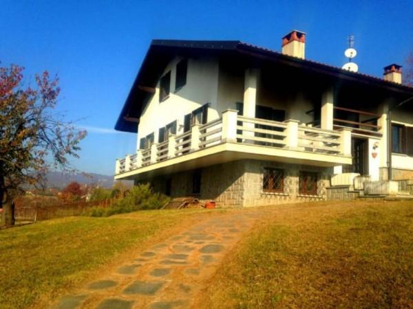 Villa in affitto a Pecetto Torinese, Con giardino, 200 mq - Foto 37