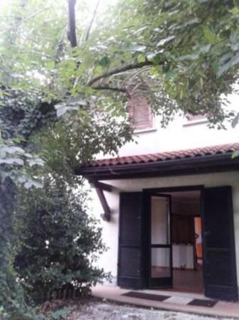 Villa in affitto a Pecetto Torinese, Con giardino, 200 mq - Foto 12