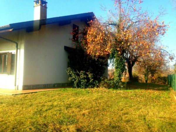 Villa in affitto a Pecetto Torinese, Con giardino, 200 mq - Foto 25