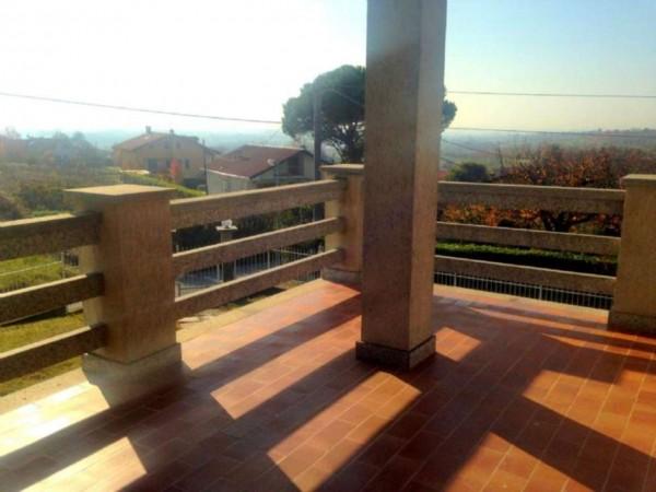 Villa in affitto a Pecetto Torinese, Con giardino, 200 mq - Foto 35
