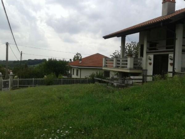 Villa in affitto a Pecetto Torinese, Con giardino, 200 mq - Foto 23