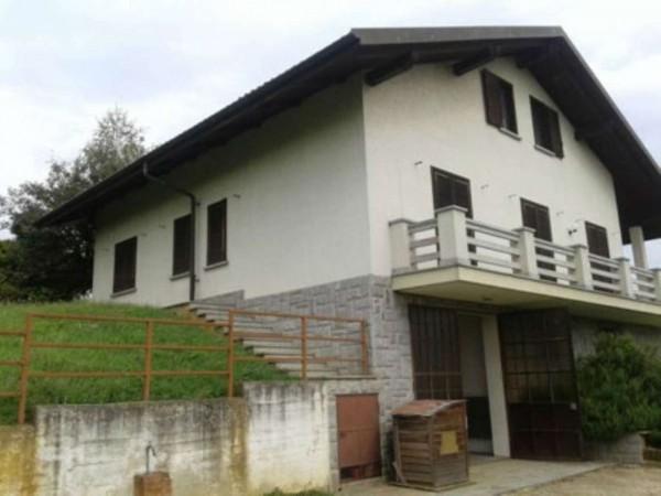 Villa in affitto a Pecetto Torinese, Con giardino, 200 mq - Foto 3