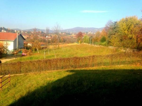 Villa in affitto a Pecetto Torinese, Con giardino, 200 mq - Foto 36