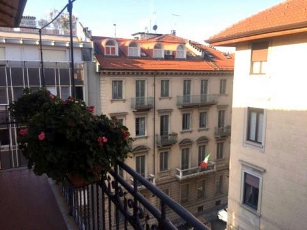 Appartamento in affitto a Torino, Centro Storico, Con giardino, 180 mq - Foto 6