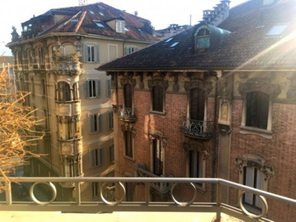 Appartamento in affitto a Torino, Centro Storico, Con giardino, 180 mq - Foto 19