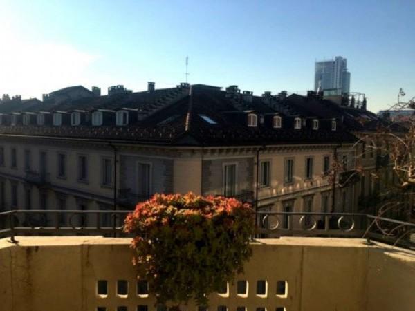 Appartamento in affitto a Torino, Centro Storico, Con giardino, 180 mq - Foto 17