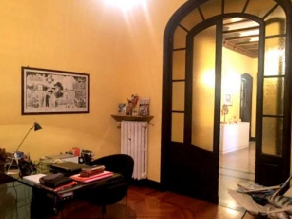 Appartamento in affitto a Torino, Centro Storico, Con giardino, 180 mq - Foto 32
