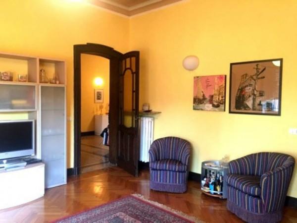 Appartamento in affitto a Torino, Centro Storico, Con giardino, 180 mq - Foto 49