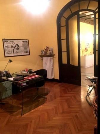 Appartamento in affitto a Torino, Centro Storico, Con giardino, 180 mq - Foto 48