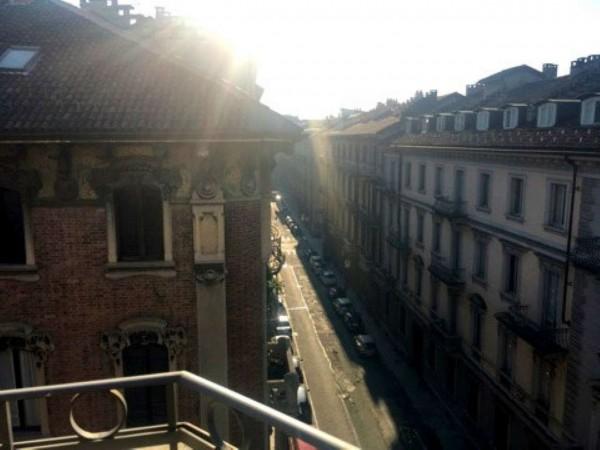 Appartamento in affitto a Torino, Centro Storico, Con giardino, 180 mq - Foto 18