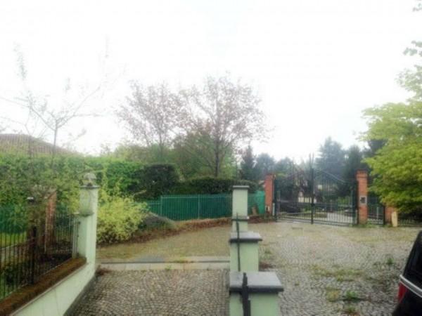 Villa in affitto a Torino, Collina Val S. Martino, Con giardino, 200 mq - Foto 30