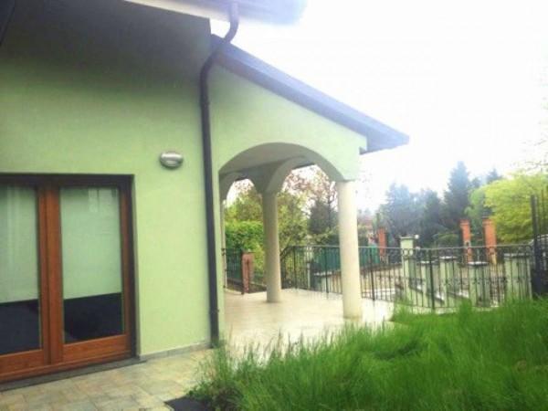 Villa in affitto a Torino, Collina Val S. Martino, Con giardino, 200 mq - Foto 27