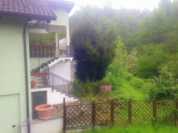 Villa in affitto a Torino, Collina Val S. Martino, Con giardino, 200 mq - Foto 20