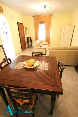 Villa in vendita a Leporano, Residenziale, Con giardino, 83 mq - Foto 4
