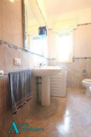 Villa in vendita a Leporano, Residenziale, Con giardino, 83 mq - Foto 6