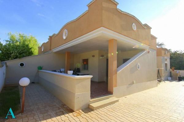 Villa in vendita a Leporano, Residenziale, Con giardino, 83 mq - Foto 3