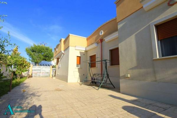 Villa in vendita a Leporano, Residenziale, Con giardino, 83 mq - Foto 14
