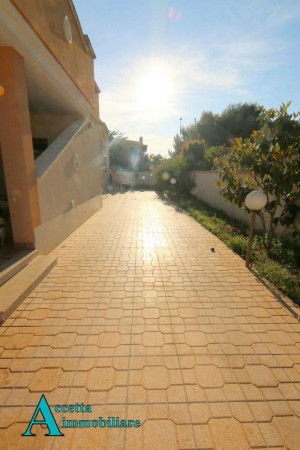 Villa in vendita a Leporano, Residenziale, Con giardino, 83 mq - Foto 12