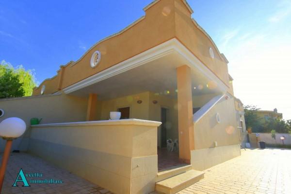 Villa in vendita a Leporano, Residenziale, Con giardino, 83 mq - Foto 13