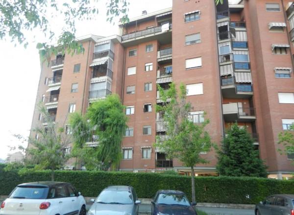 Appartamento in vendita a Venaria Reale, Adiacente Teatro Concordia, Con giardino, 105 mq