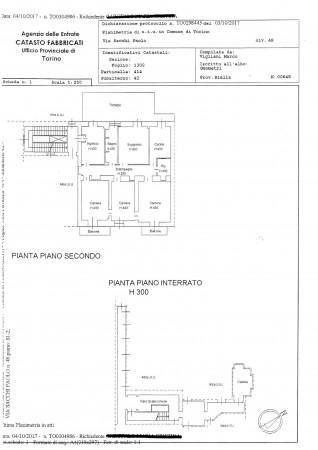 Appartamento in vendita a Torino, 175 mq - Foto 2