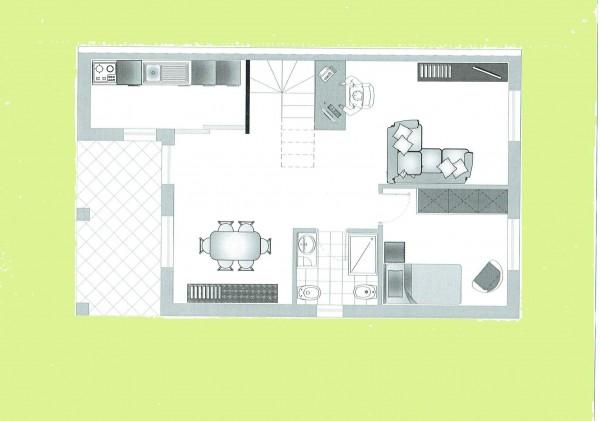 Appartamento in vendita a Sarzana, San Lazzaro, Con giardino, 130 mq - Foto 1