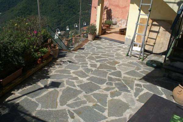 Appartamento in vendita a Avegno, Salto, 95 mq - Foto 24