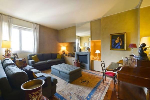 Appartamento in vendita a Milano, De Angeli, 175 mq - Foto 13