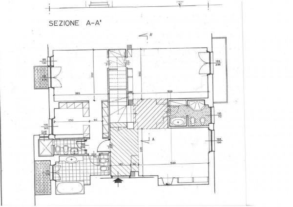 Appartamento in vendita a Milano, De Angeli, 175 mq - Foto 3