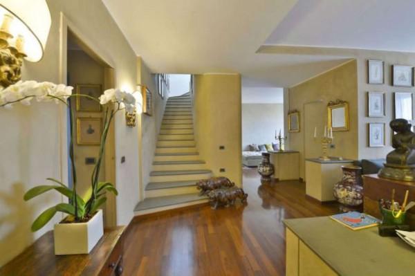 Appartamento in vendita a Milano, De Angeli, 175 mq
