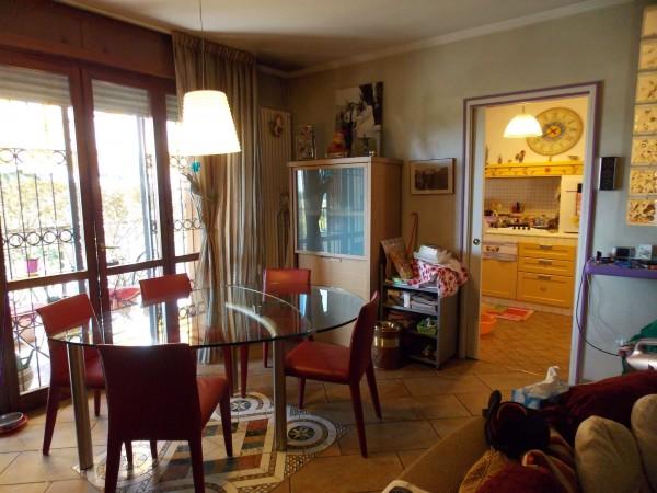 Appartamento in vendita a Rozzano, Con giardino, 130 mq - Foto 14