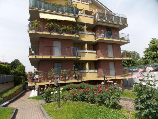 Appartamento in vendita a Rozzano, Con giardino, 130 mq - Foto 21