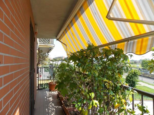 Appartamento in vendita a Rozzano, Con giardino, 130 mq - Foto 5