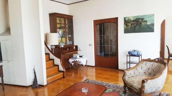 Appartamento in vendita a Milano, Con giardino, 185 mq - Foto 34