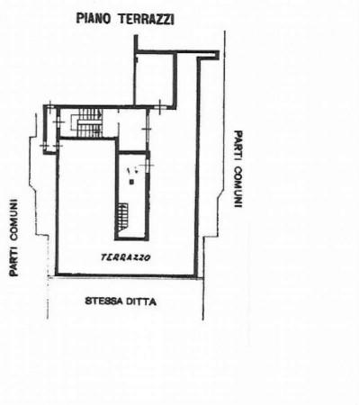 Appartamento in vendita a Milano, Con giardino, 185 mq - Foto 6