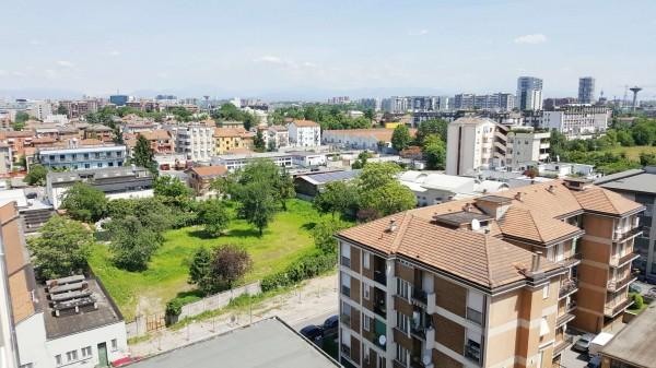 Appartamento in vendita a Milano, Con giardino, 185 mq - Foto 12