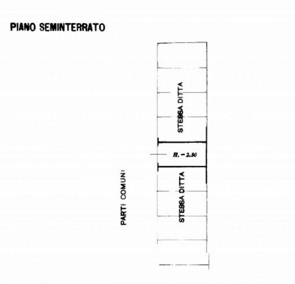 Appartamento in vendita a Milano, Con giardino, 185 mq - Foto 4