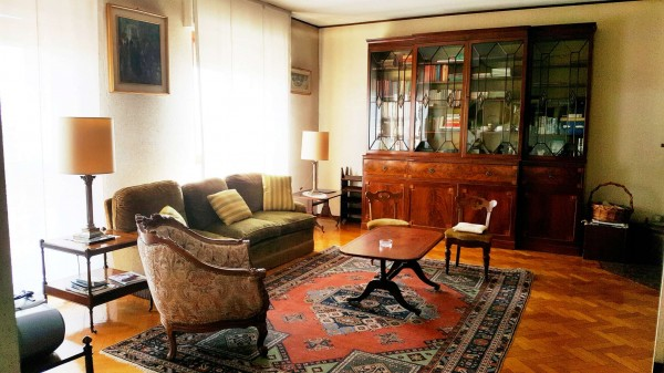 Appartamento in vendita a Milano, Con giardino, 185 mq - Foto 1