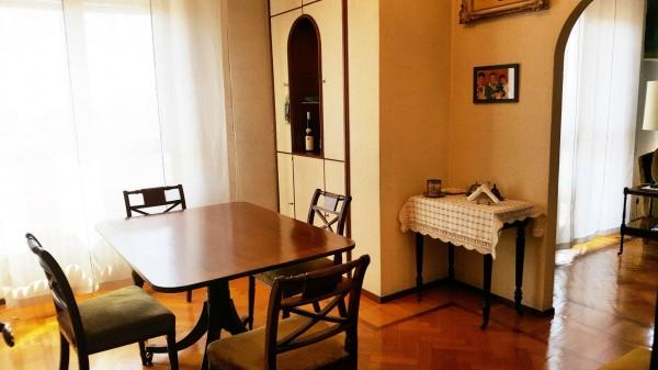 Appartamento in vendita a Milano, Con giardino, 185 mq - Foto 33