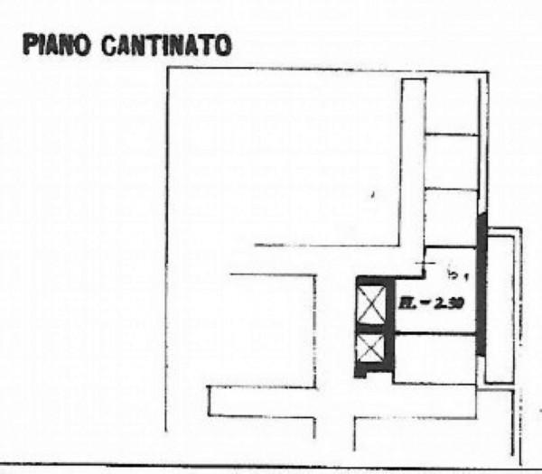 Appartamento in vendita a Milano, Con giardino, 185 mq - Foto 5