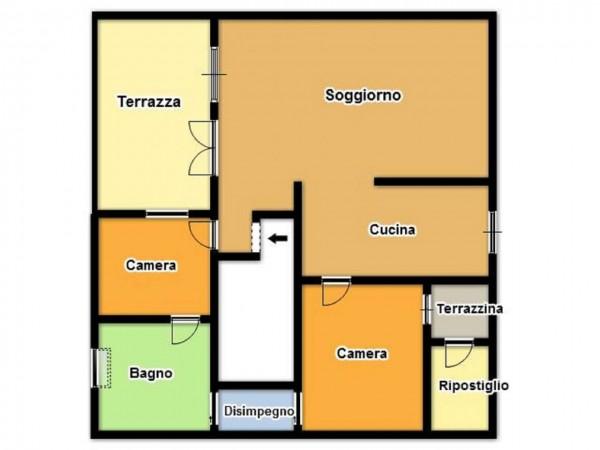 Appartamento in vendita a Brescia, 125 mq - Foto 2