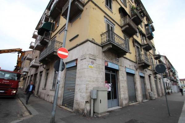Negozio in vendita a Torino, Barriera Di Milano, 90 mq