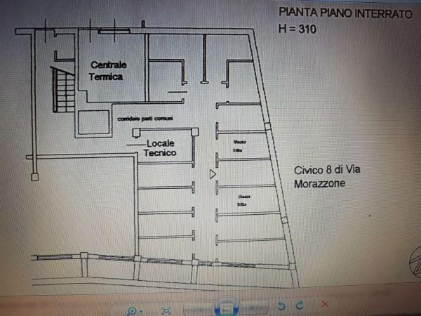 Appartamento in vendita a Varese, Centro, 152 mq - Foto 48